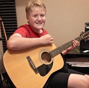 guitar lessons Leander cedar park